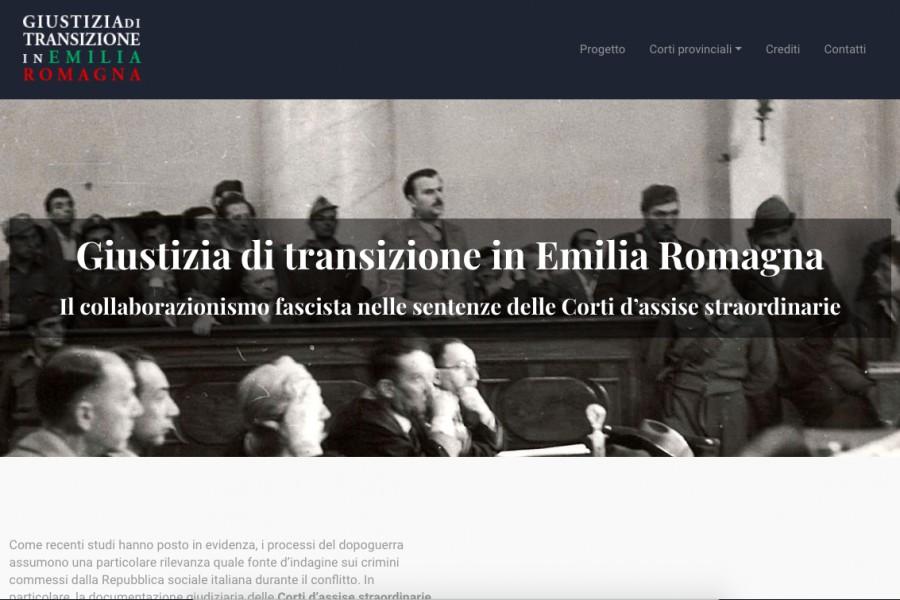 Giustizia di transizione in Emilia Romagna