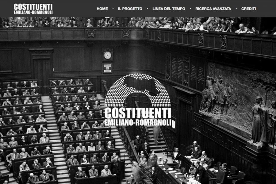 I costituenti emiliano-romagnoli